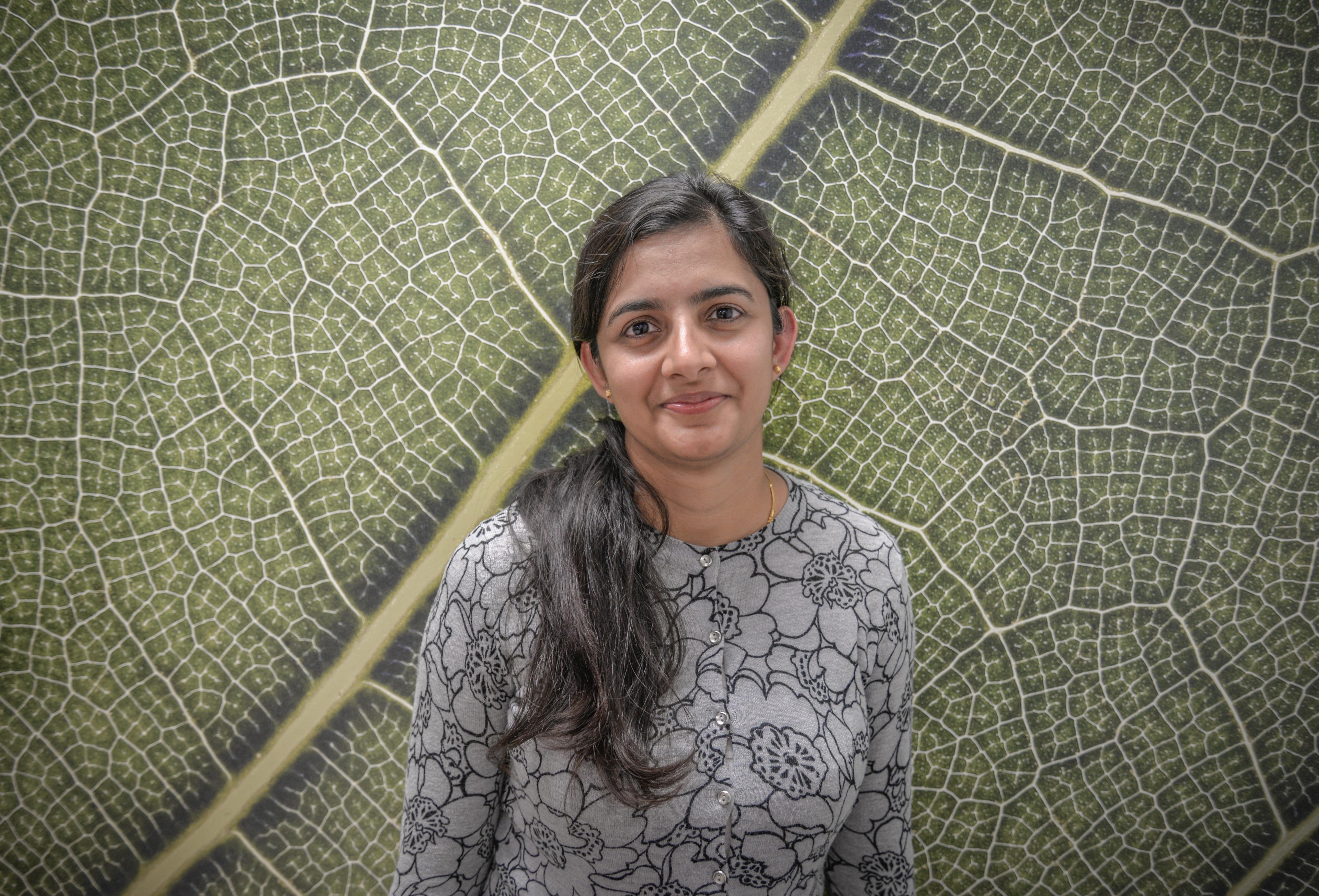 Agworld staff member Kusum Khatkar